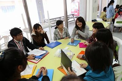 2013年度 看護学科 新入生教育研修(2013/4/13)
