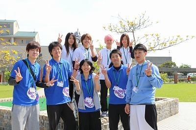 2013年度 スポーツ健康学科 1年次教育プログラム(2013/4/13)