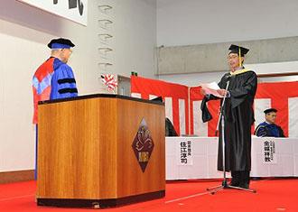2012年度 入学式(2012/4/5)